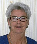 Sehrita Vesterlund Ordförande, Oskarfonden